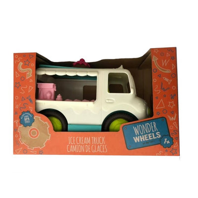 Wonder Wheels - Ice Cream Truck