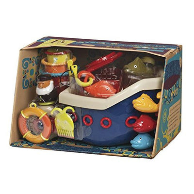 B Dot - Fish & Splish Bath Boat