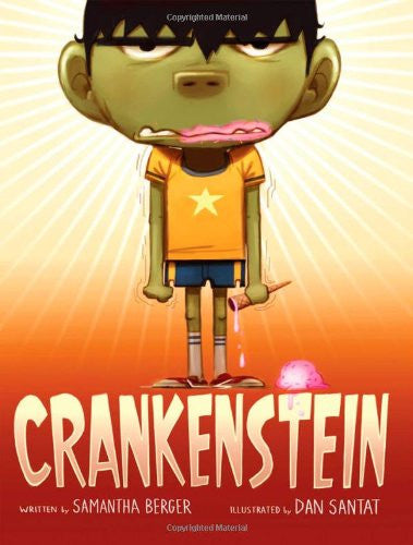 Crankenstein (Board Book)