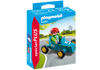 Playmobil - Boy with Go-Kart (5382)