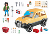 Vet with Car (5532)