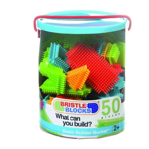 Bristle Blocks 50pcs