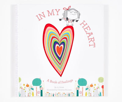 In My Heart: A Book Of Feelings (Hard Back)