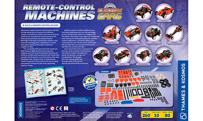 Thames & Kosmos - Remote-Control Machines - CUSTOM CARS