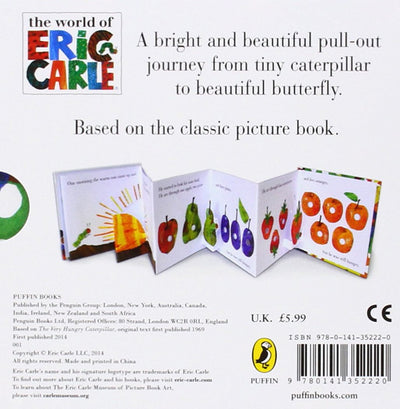 The Very Hungry Caterpillar: Pull Out/Pop Up