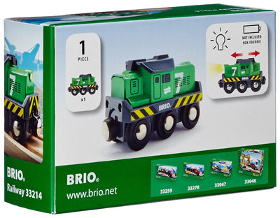Brio - Freight Battery Engine
