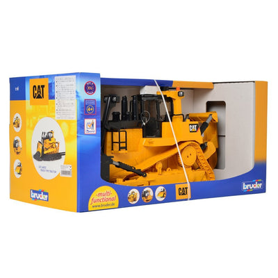 Bruder - Caterpillar Large Track Bulldozer with Ripper (02452)