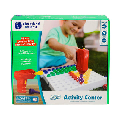 Educational Insights - Design & Drill - Activity Center ...