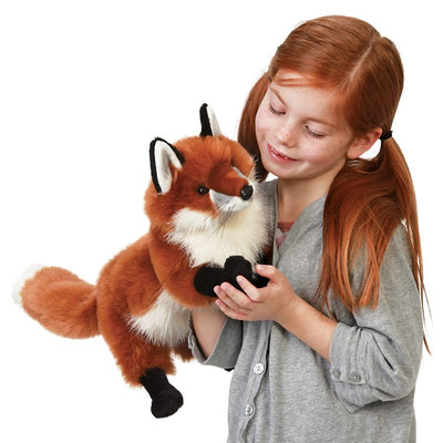 Folkmanis - Red Fox Puppet