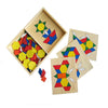Fun Factory - Build a Picture - Wooden Tiles
