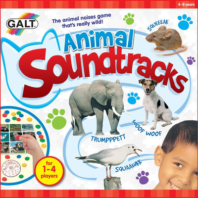 Galt - Soundtracks Animal CD Game