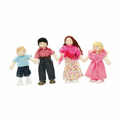 Le Toy Van - Doll Family 2