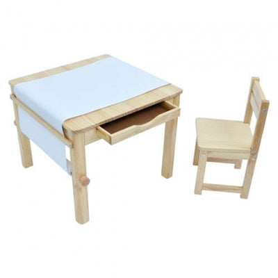Tikk Tokk - Little BOSS ART Table & Chair Set