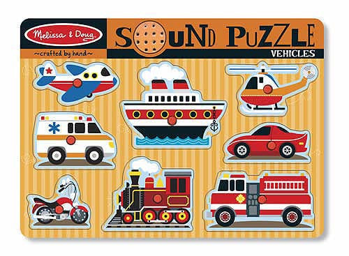 Sound Puzzle Vehicles