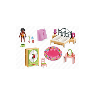 Playmobil - Master Bedroom with Dressing Table (5309)