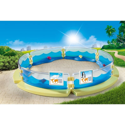 Playmobil - Aquarium Enclosure (9063)
