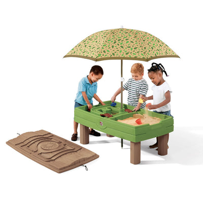 Step2 - Naturally Playful Sand & Water Activity Table