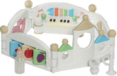 Sylvanian Families - Let's Play Playpen