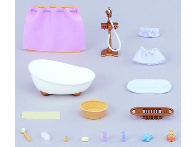 Sylvanian Families - Bath & Shower Set
