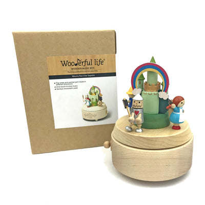 Wooderful Life - The Wizard of Oz Music Box