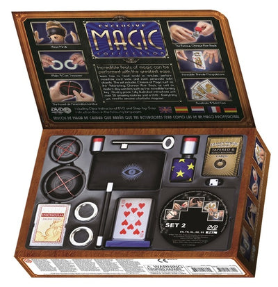 Theatrix - Exclusive Vintage Magic Kit Set 2