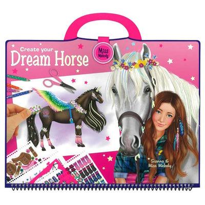 Top Model - Miss Melody - Create Your Dream Horse