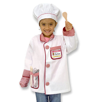 Melissa & Doug - Chef Role Play Costume
