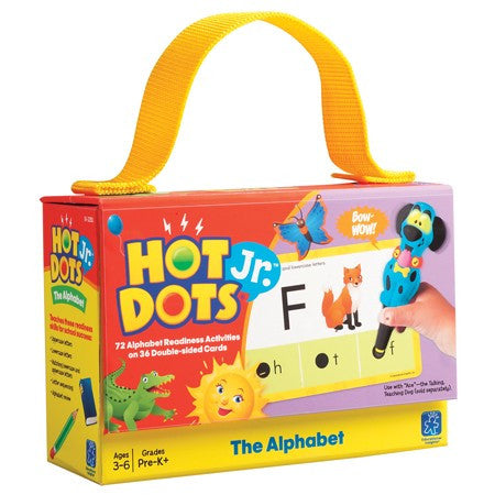Hot Dots Jr - Alphabet