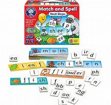 Orchard - Match and Spell Next Steps