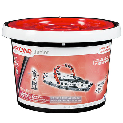 Meccano - Junior 150pcs Bucket