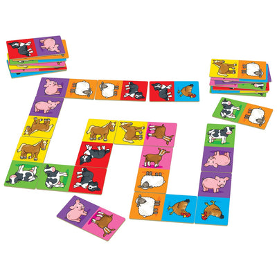 Orchard - Farmyard Dominoes