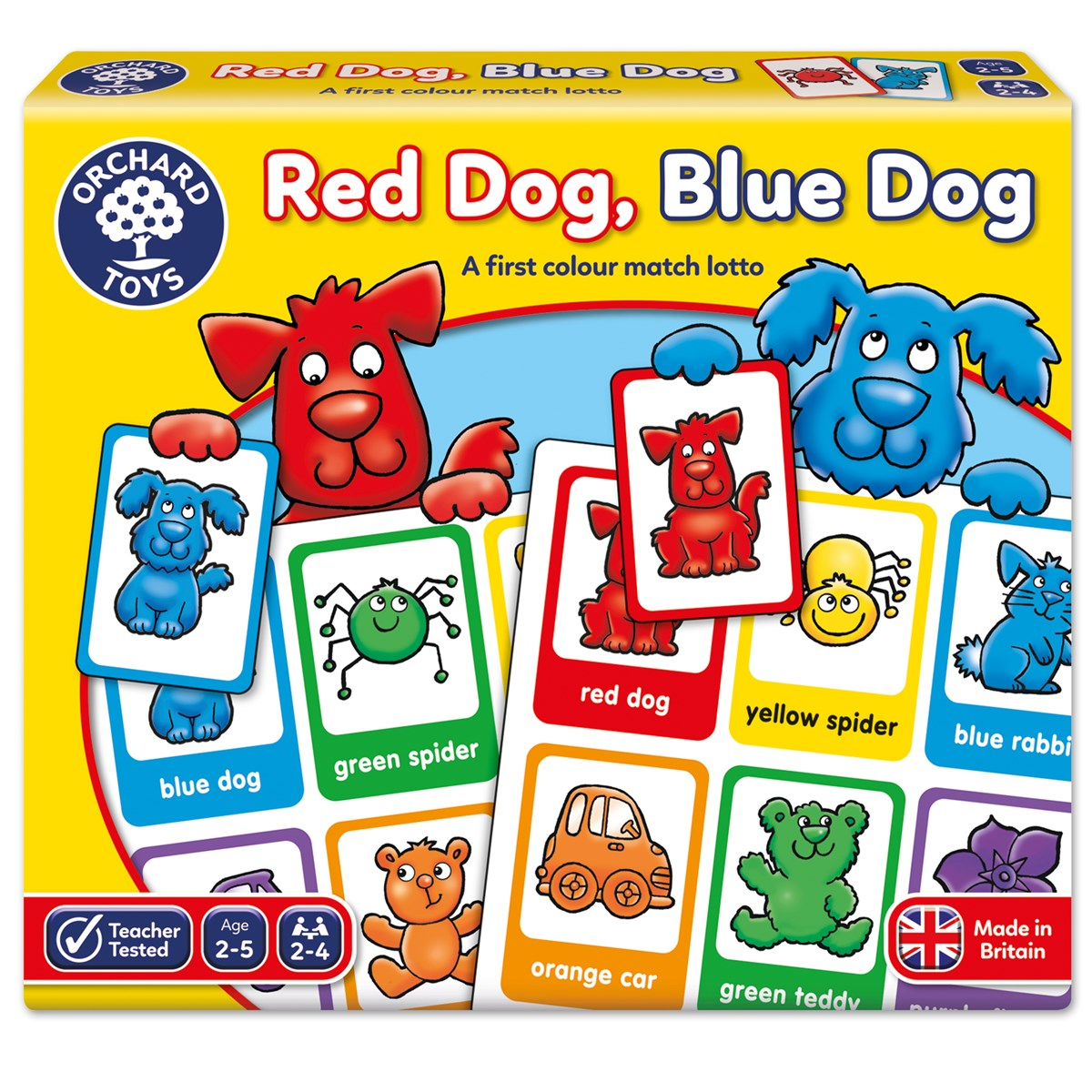 Orchard - Red Dog Blue Dog Lotto