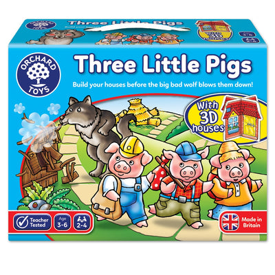 Orchard - Three Little Pigs