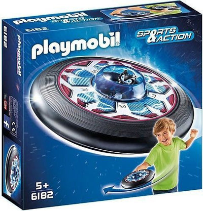 Playmobil - Celestial Flying Disk with Alien (6182)