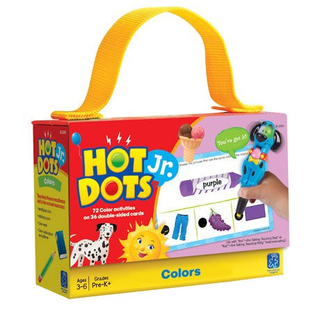 Hot Dots Jr - Colours