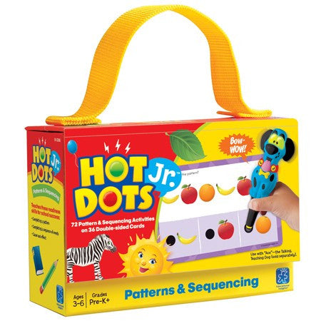 Hot Dots Jr - Patterns & Sequencing