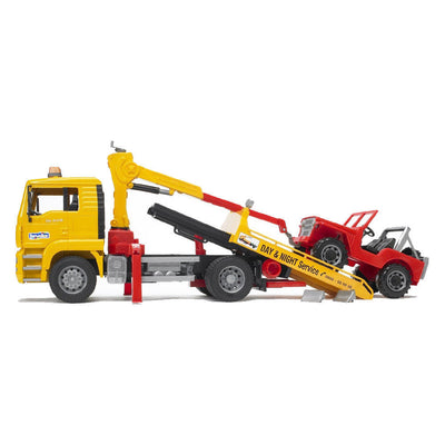 Bruder - Breakdown Truck with Vehicle (02750)
