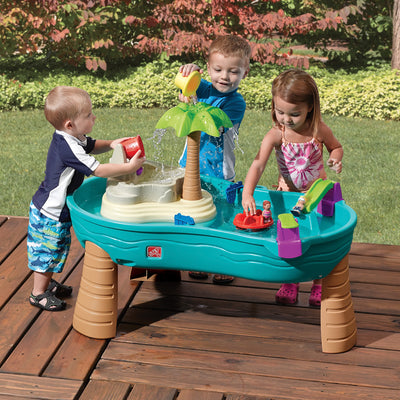 Step 2 - Splish Splash Seas Water Table