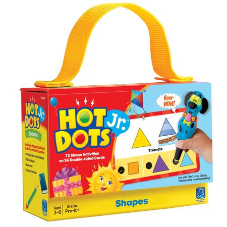 Hot Dots Jr - Shapes