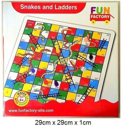 Fun Factory - Snakes & Ladders