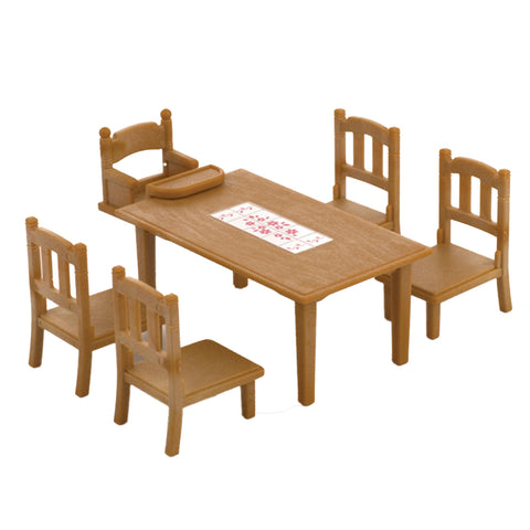 Family Table & Chairs