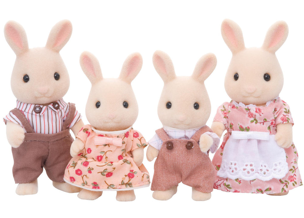 Milk Rabbit Family