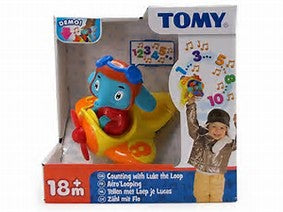 Tomy - Counting with Luke the Loop