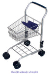 La Belle Toys - Shopping Trolley Silver