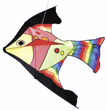 Tropical Fish Kite