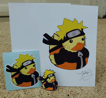 Load image into Gallery viewer, Ducky x Naruto