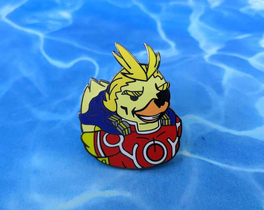 Ducky x All Might