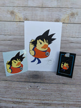 Load image into Gallery viewer, Ducky x Goku