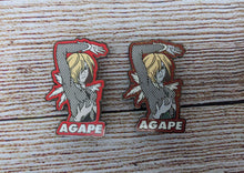Load image into Gallery viewer, Yurio Agape Pin