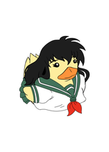 Load image into Gallery viewer, Ducky x Kagome